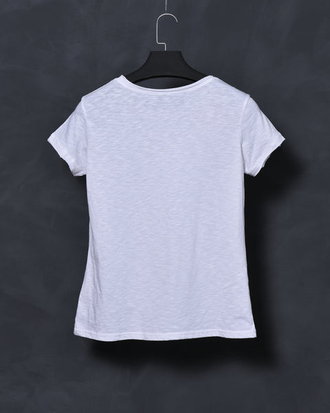 White T-shirt for Women
