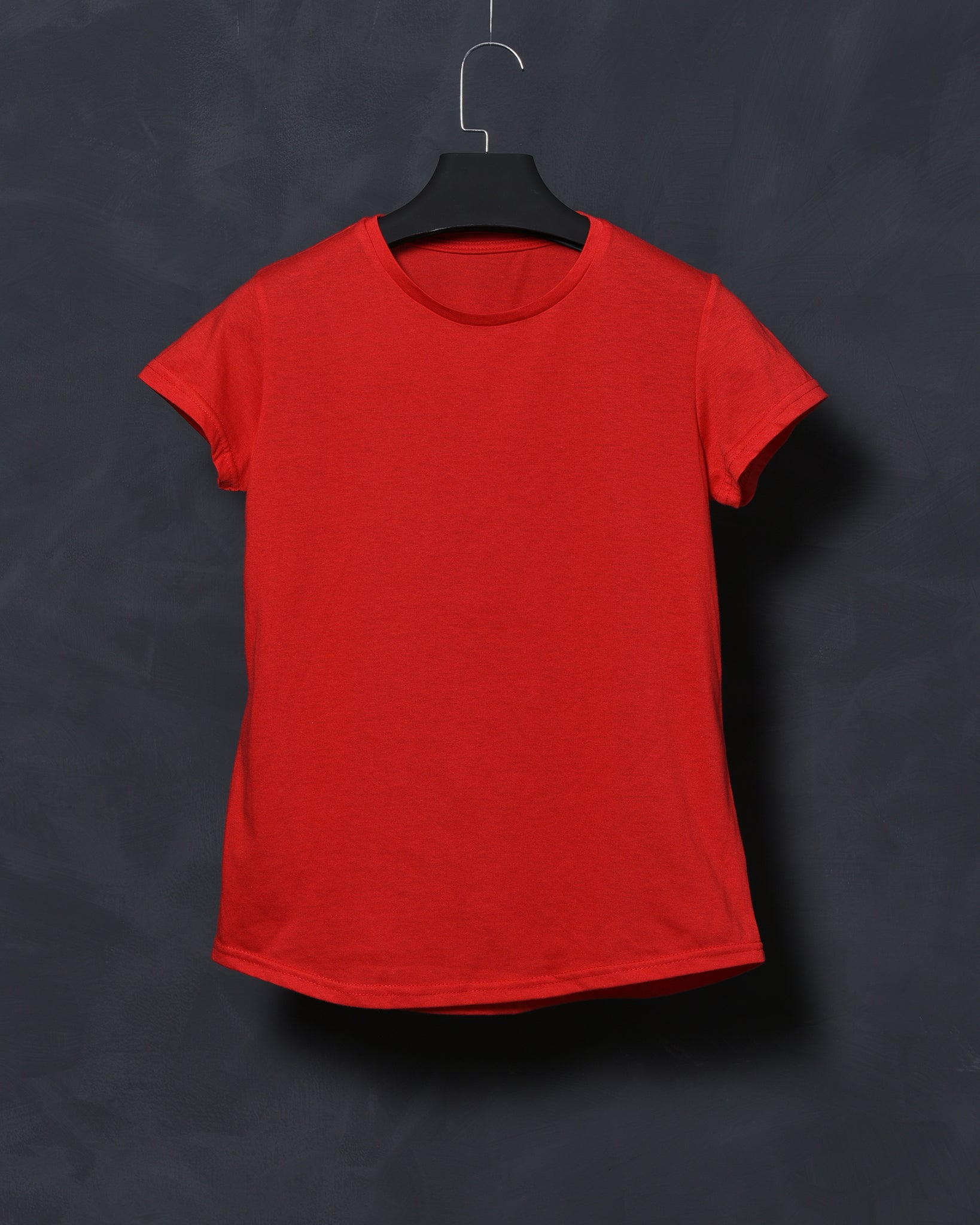 Red Fit T-shirt for Women