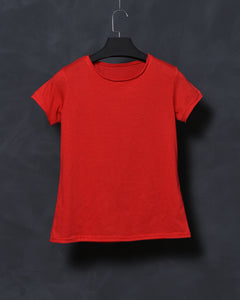 Red T-shirt for Women