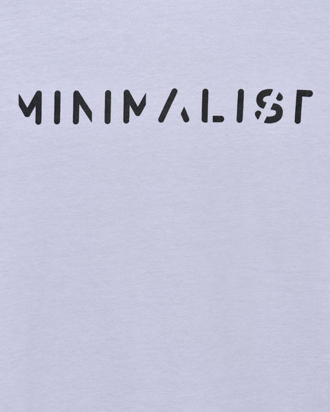 Copy of Minimalist - White Oversized T-shirt for Women