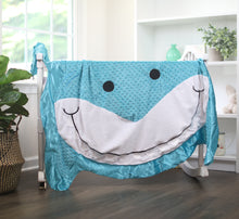 Finn the Shark Happy Blankie (2 Sizes Available)