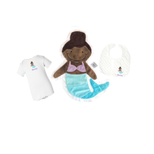 Limited Edition Aqua the Mermaid Happy Baby Gift Set