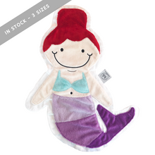 Coral the Mermaid Happy Blankie