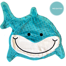 Finn the Shark Happy Blankie [Weighted]