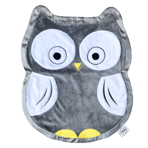 Hoot the Owl Happy Blankie (1 Size Available)