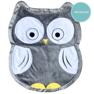Hoot the Owl Happy Blankie [Weighted]