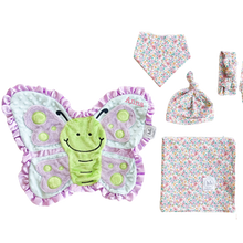 Hope Lavender Bloom Swaddle Set