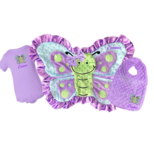 Hope the Butterfly Happy Baby Gift Set