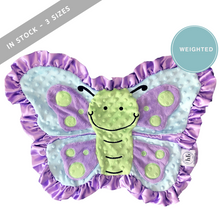 WEIGHTED Hope the Butterfly Happy Blankie