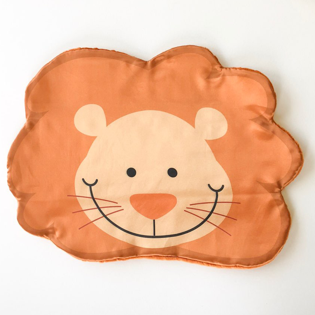 Roar the Lion - Satin Mini