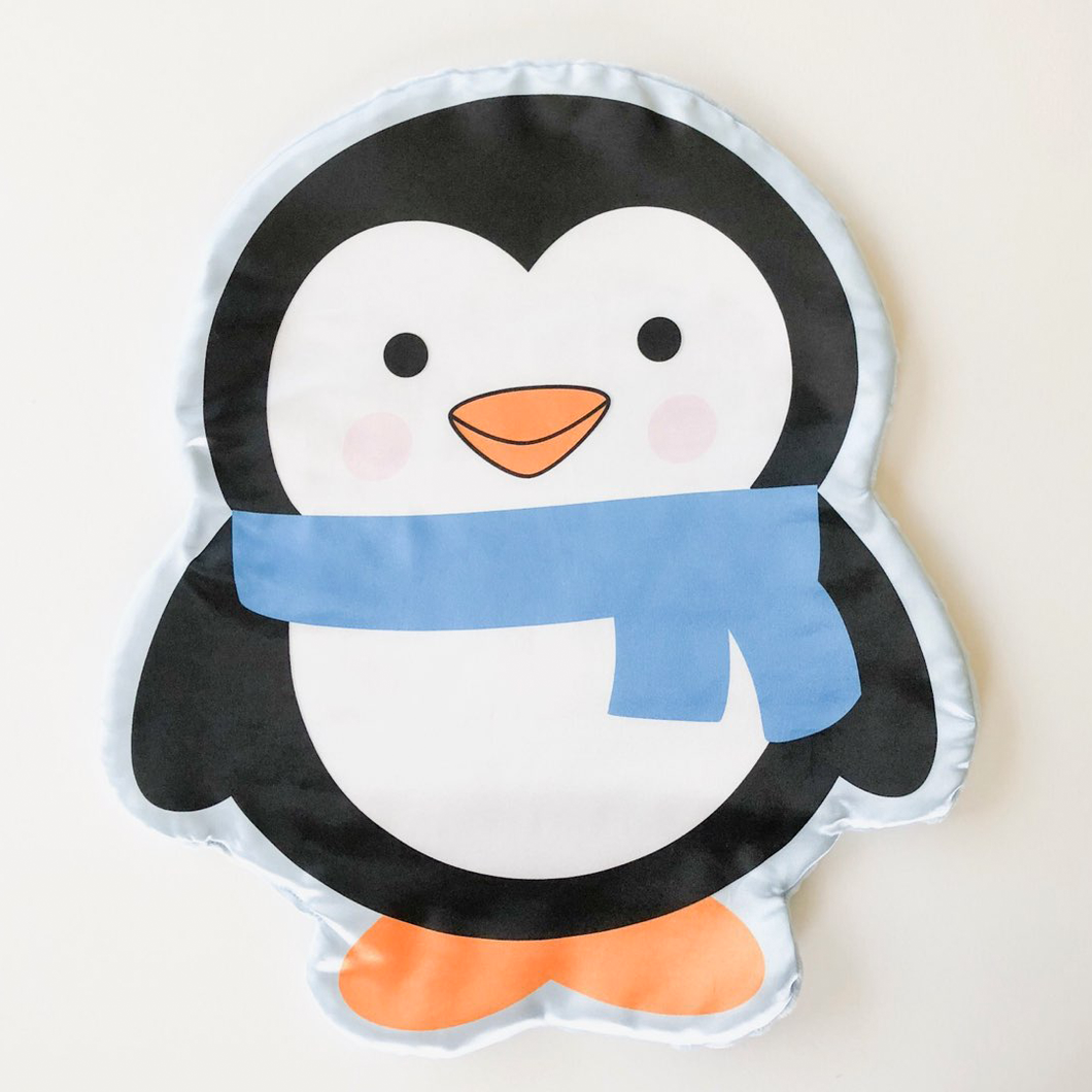 Wobble the Penguin - Satin Mini