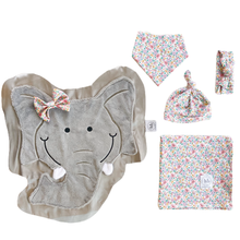 Rumble Lavender Bloom Swaddle Set