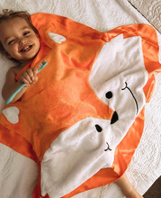 Felix the Fox Happy Blankie (IN THE VAULT)