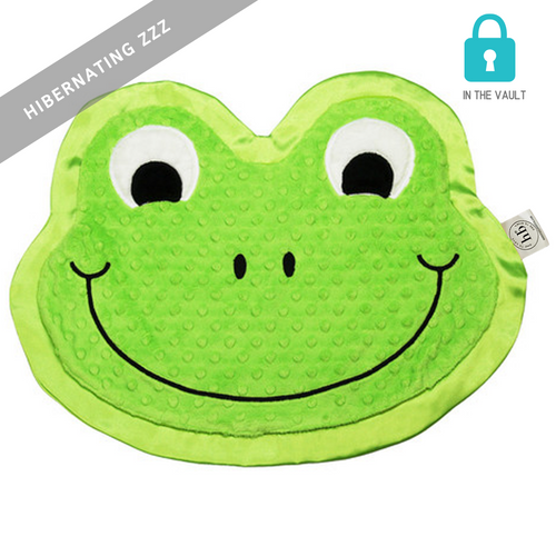 Stomp the Frog Happy Blankie (IN THE VAULT)