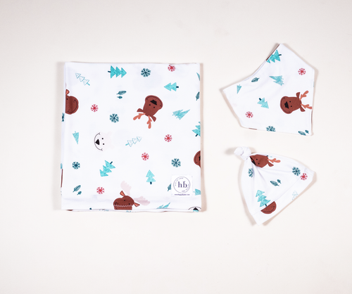 Swaddle Bundle [White}