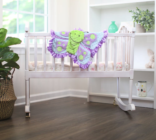 Small Hope the Butterfly Happy Blankie®
