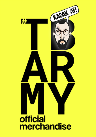 #TBARMY Official Merchandise