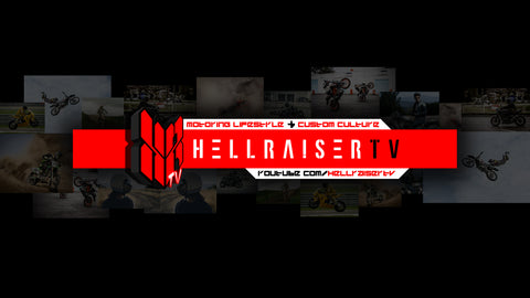 HellRaiserTV Youtube Channel