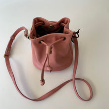 Little Leather Bucket