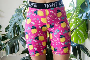 Lemon Longer Shorts