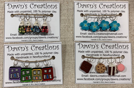 Dawn's Creations Stitchmarkers