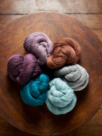 John Arbon Textiles - Knit By Numbers DK - NEW!