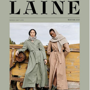 Laine Issue 10 - (FALL/WINTER 2020)