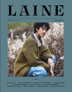 LAINE Issue 11 (Summer 2021)  NOW AVAILABLE FOR PRE-ORDER