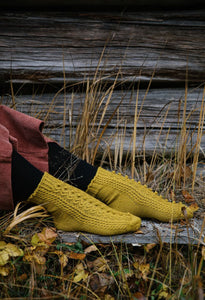 Craspedia Sock Kits (52 Weeks of Sock) - Andrea Mowry & Mondim - Farm to Cable Yarns