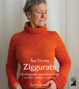 Asa Tricosa - Ziggurats - Farm to Cable Yarns