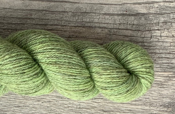 The Little Grey Sheep - Hampshire 4 ply - Farm to Cable Yarns