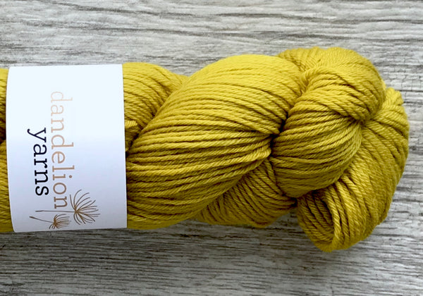 Dandelion Yarns Rosy Sport - Farm to Cable Yarns