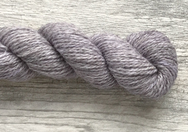 The Little Grey Sheep - Hampshire DK - Farm to Cable Yarns
