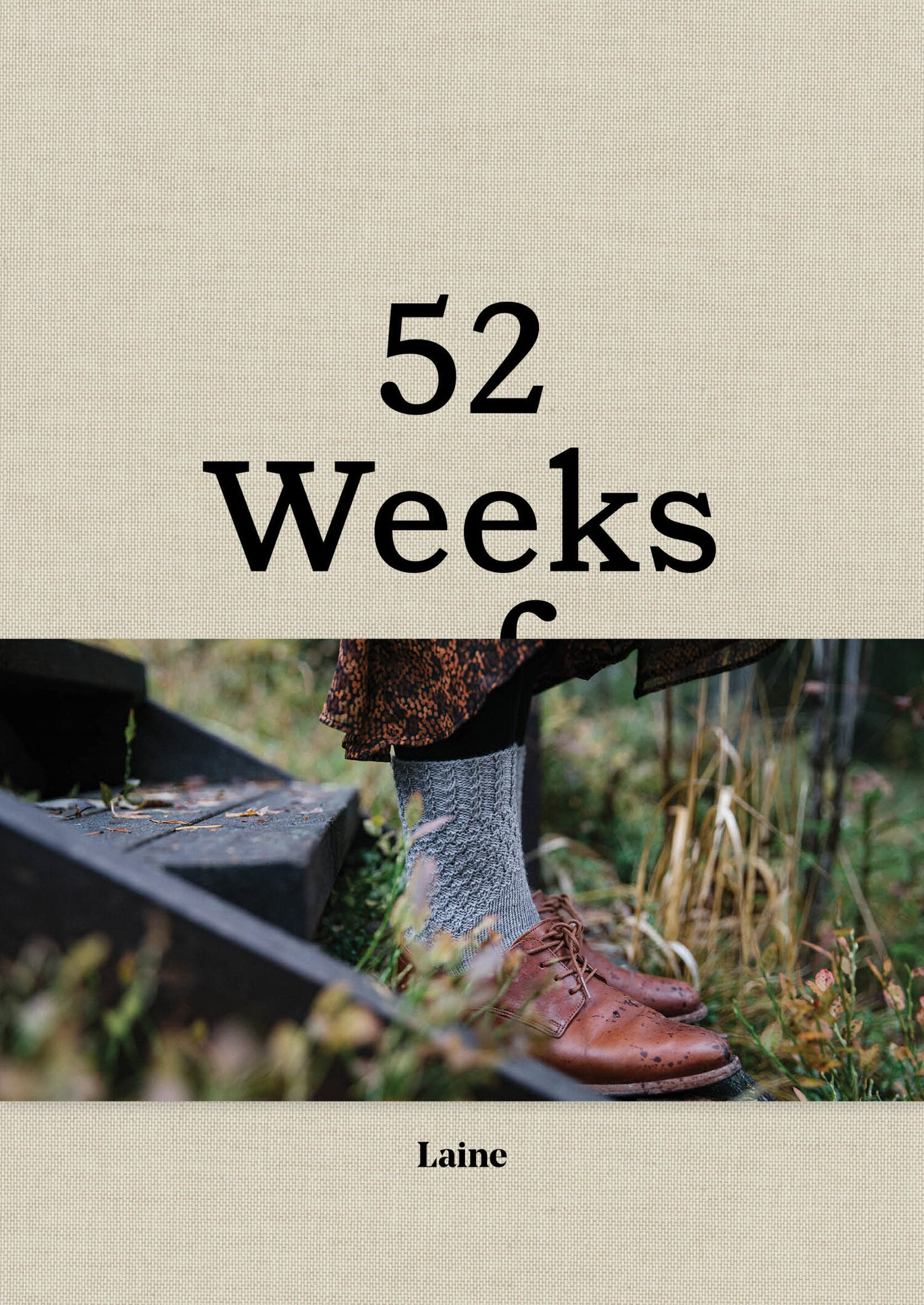52 Weeks of Socks - Laine - Farm to Cable Yarns