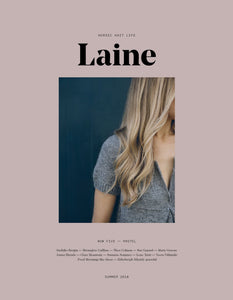 Laine Magazine - Issue 5 (Summer 2018) - Farm to Cable Yarns