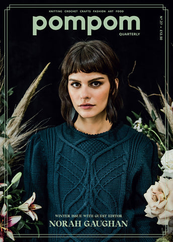 Pom Pom Quarterly - Issue 27 (Winter 2018) - Farm to Cable Yarns