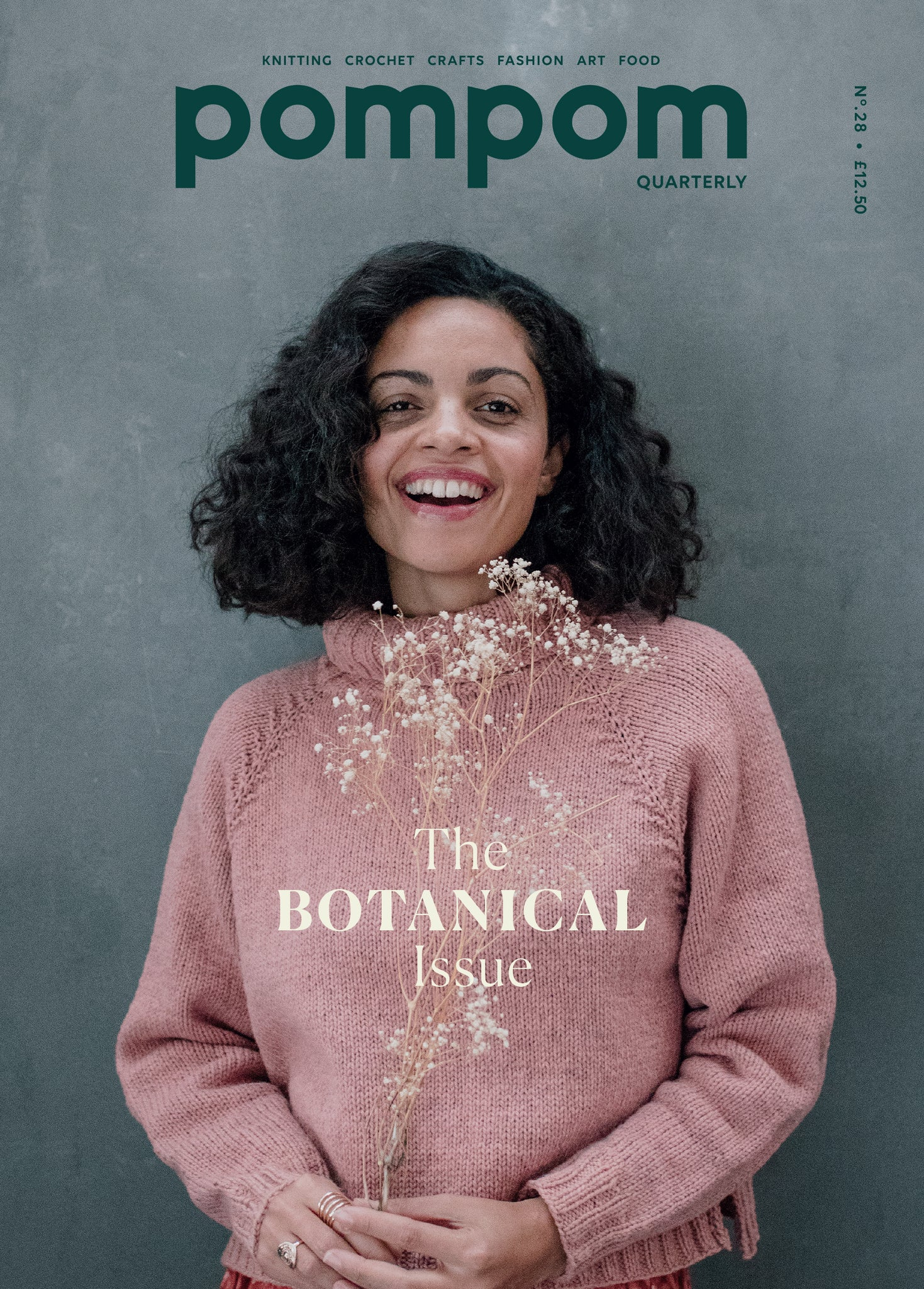 Pom Pom Quarterly - Issue 28 (Spring 2019) NOW AVAILABLE FOR PRE ORDER - Farm to Cable Yarns