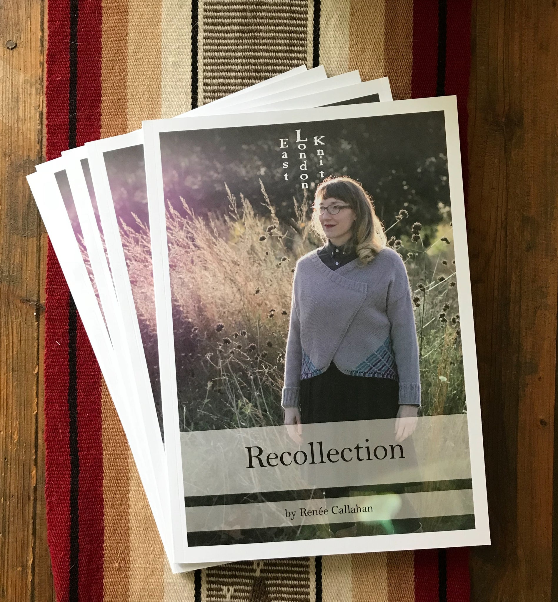 Recollection - Renée Callahan - Farm to Cable Yarns