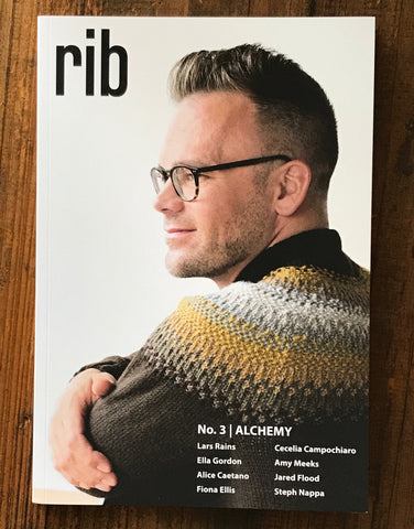 Issue No 3 - Alchemy - Farm to Cable Yarns