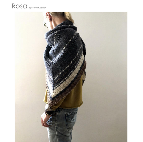Rosa Shawl Kits