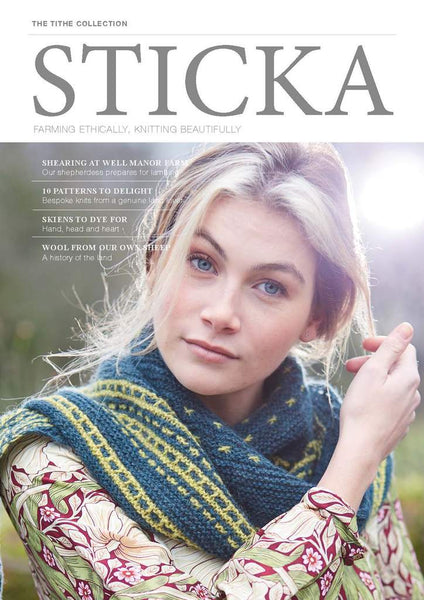Sticka - The Tithe Collection - Farm to Cable Yarns