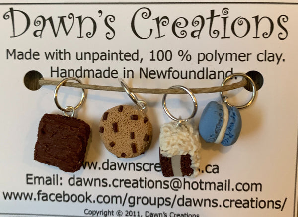 Dawn's Creations Stitchmarkers - Farm to Cable Yarns