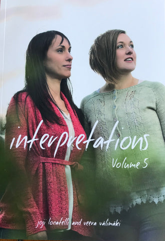 Interpretations Volume 5 SOLD OUT - Farm to Cable Yarns