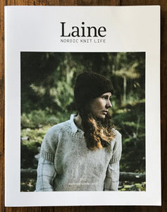 Laine Magazine - Issue One autumn/winter 2016 - Farm to Cable Yarns