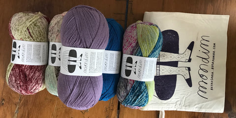 Mondim fingering/sock weight yarn (New Shipment Arrived!) - Farm to Cable Yarns