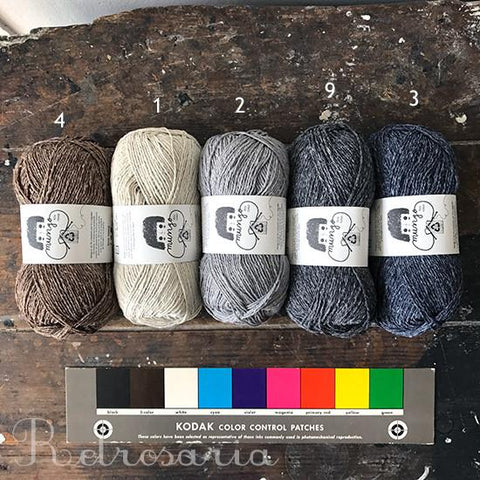 Mungo - Retrosaria - Farm to Cable Yarns