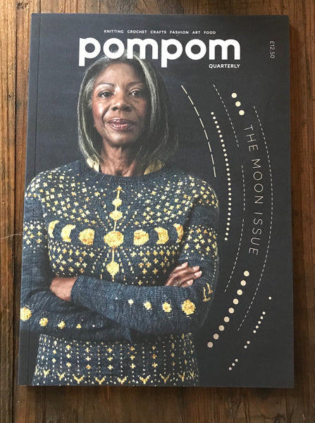 Pom Pom Quarterly - Issue 26 (Autumn 2018) - Farm to Cable Yarns