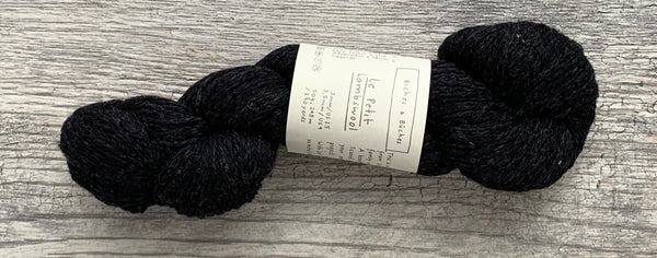 BICHES & BÛCHES - LE PETIT LAMBSWOOL - Farm to Cable Yarns