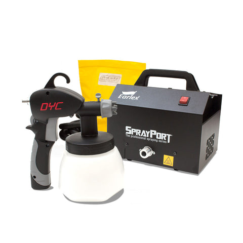 DYC Advanced DipSprayer™ System and Base Kit