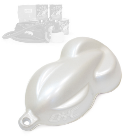 Balloon White Car Kit